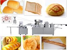 rotary oven baking bread making machine