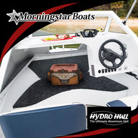 2015 New small aluminum luxury cabin motor boat for sale