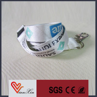 neck lanyards with lobster clasp