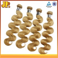 JP Hair 27# Color 100 Cheap Human Hair Weave Bundles
