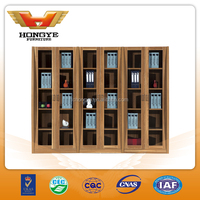2015 newly design 6 Doors Bookcase HY-W011
