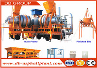 New Products Mobile Asphalt Mixing Plant Price for sales 15-80t/h