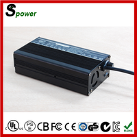 Reliable 19 VDC 6.3A battery charger 120w electric bike charger