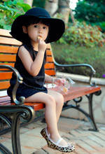 wholesale child fashion wool felt hats