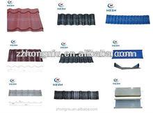 Hangzhou Zhongniu Construction Material Steel roofing Panel