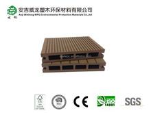 X61811 Eco bamboo composite exterior flooring cover