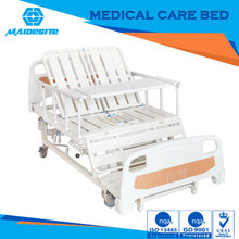 Best quality homecare bed express alibaba with toilet