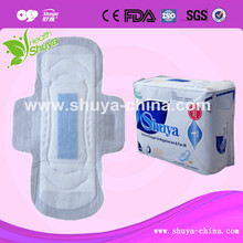 Menstrual Pad Sanitary Panty Liner (Active oxygen and negative ion Chip)
