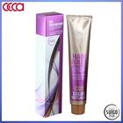 /odm odm profissional de cabelo cor de creme de tintura de cabelo gratuito amostras