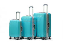 abs and polycarbonate president luggage