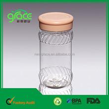 A24-1wholesale fabricant transparente bouteille en plastique acrylique couleur peinture