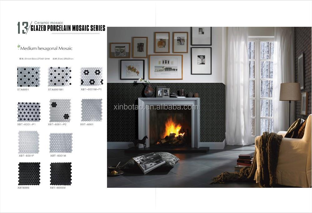 Mosaique hexagonale blanche for Architecture hexagonale