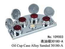 oiler cup case alloy sanded for watchmaker and repair,jewelry tool