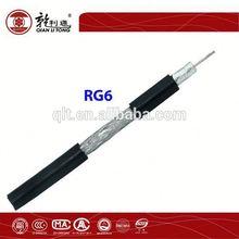 de baja db pérdida de circuito cerrado de televisión rg cable de alimentación para catv sistema de satélite