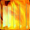Fire Rated Glass (en As/nzs2208:1996 ) Fire Proof Glass Fire Resistant Glass
