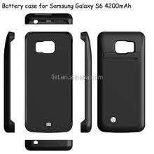 New 4200mAh External Battery Case For Samsung Galaxy S6