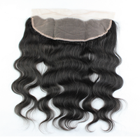 Big Sale!! Sell For Good Quality Low Price Brazilian Full Lace Frontal Closures