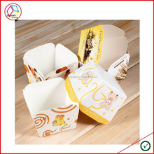 High Quality Cupcake Square Paper Baking Cups