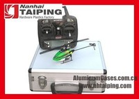 Aluminum Case For RC Helicopter Small Aluminum Case for 450 Helicopter
