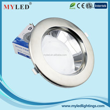 Hot Sale High CRI >85Ra 25W SMD LED Light Down Light AC85-265V Cover Replaceable