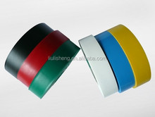 Wholesales waterproof High tensile strength 0.13mm thick black Globe pvc insulation tape