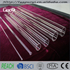 High purity quartz glass precision bore glass tubing