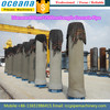 Vertical Vibration concrete pipe making machine, precast concrete box culvert