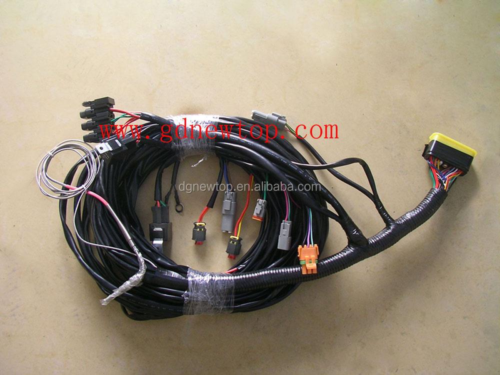Wiring Loom Automotive    Hybrid Diesel U0026 Fuel Power Car Wiring Harness