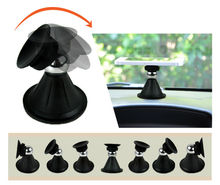 Universal Long Arm/neck 360 Degree Rotation Windshield Car Mount Cradle Holder System for Most Mobile Cell Phones and GPS