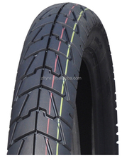 Motorcycle Tubeless Tire 2.75-17 in China 8PR,49% Rubber