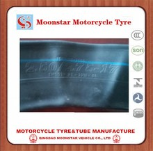 golden boy 250/275-17 tubes/butyl tube Qingdao motorcycle tire and inner tube factory