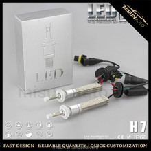 Newest high power H7 9600LM 6000K White 80W CREEXHP LED Headlights High Low Beam Bulbs