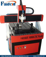 Hot sale cnc router FASTCUT6090 for wood stone trademarks processing