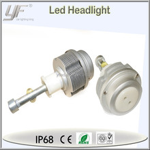 motorcycle DC 6-70V sharp headlight, best selling hot chinese new beam small led headlight