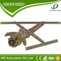 DR02 Oem: 8341065E01, 8340162B11 Body Kits For Suzuki Swift Window Regulator Front Right 90-94