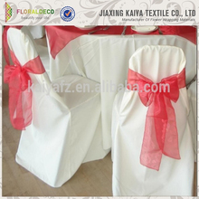 Latest design cheap wedding folding chair covers