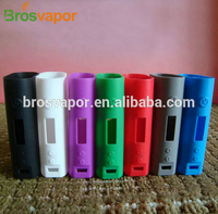 Beautiful Silicone Case for Kanger Subox Mini 50W box mod Rubber Sleeve Protective Cover silicon skin