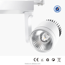 30W LED Track Lights Lighting Design for Mall and Museum