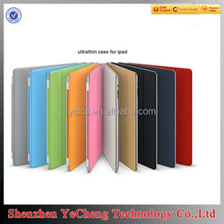 Ultrathin 4 Folio Style Leather Smart Cover Case for iPad 2 3 4