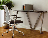 office glass computer table office table design photos 40008W2