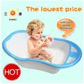 Producto popular hecho en china: Colorida tina circular de plástico para bañar bebés fabricante de bañeras para bebés