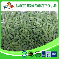 Uniform price frozen cut green beans