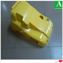 ABS/PVC large vacuum formed RC toy car plastic shell