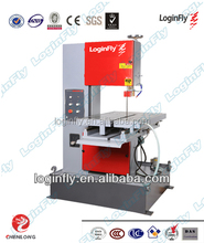 CHINA MANUFACTURER FOR LOGINFLY BRAND High Quality OEM Aluminium Plate Vertical Band Saw Machine