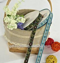jacquard elastic webbing for clothing
