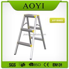 AY aluminum 2 steps scaffold building workshop tools