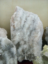 Good Quality Natural Quartz Crystal Raw Decorative Clear Quartz Cluster for friend as gift