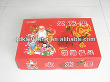 Fresh Corrugated Waxed Vegetable Paper Packaging Boxes Wholesale