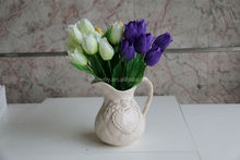 NZ-6017 smile flower-9buds decorative artificial flowers