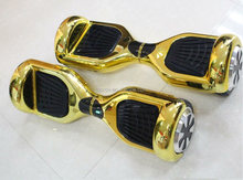 2015 newest stype two wheel electronic stooter chrome 2 wheel hoverboard
